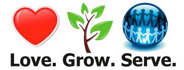 love-grow-serve